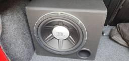 Subwoofer JBL 12' + caixa selada