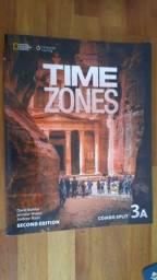 Livro Time Zones 3a Combo Split