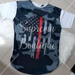 Camisetas Longline