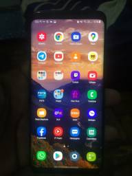 Celular Samsung s9 seminovo troco