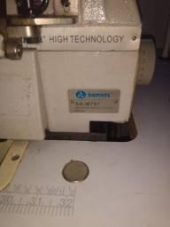 Máquina interlock Sansei