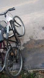 Bike usada aro 26 1.9 raio duplo