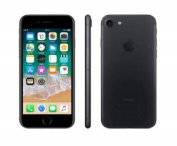 iPhone 7 32gb preto Matte  vitrine novo