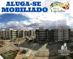 Aluga-Se Vila de Espanha Mobiliado-Bairro Sim-Feira de Santana-Ba.