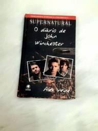 Livro - O diário de John Winchester