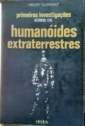 Primeiras Investigações Sobre Humanóides Extraterrestres