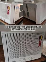 Ar condicionado Consul 75000 btus