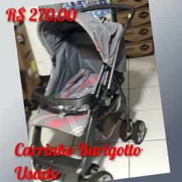 Carrinho  Burigotto Usado Crianca bebe