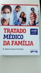 """Vendo livro """"Tratado médico da Família"""" Dr. Roberto Ramos Fernandes"""