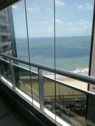 Fortaleza - Beira Mar - Ed. Atlantis a melhor vista mar!