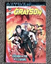 Gibi / HQ Grayson DC comics