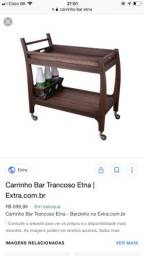 Carrinho bar Etna