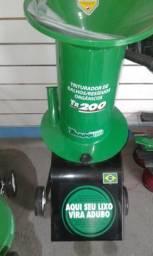Triturador de galhos/resíduos orgânicos