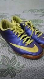 Chuteira p/ Futsal Nike Mercurial *41