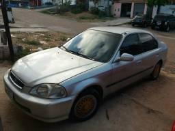 Honda Civic R$ 8.000 - 1998