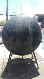 Tanque de aço carbono 5.000 litro