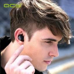 Mini fone de ouvido Bluetooth *-auricular Qcy-q26