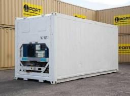 Container Reefer Nacionalizado - Pronto Para Uso