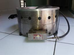 Fritadeira a gás - Progas, usada