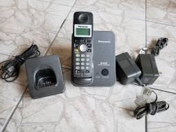 Telefones sem fio Panasonic principal mais Ramal