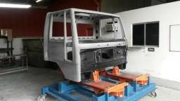 Cabine Ford Cargo Reman - Fundo PU