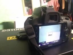 Câmera Nikon D-3100 !