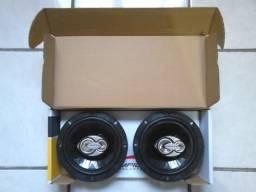 Alto falantes 5 ou 6 polegadas Champion (50wRMS cada) Novos, sem uso (Na embalagem)