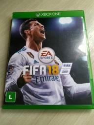 Vendo Fifa 2018 ou troco por um gift card da xbox de 100 reais