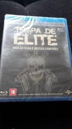 Tropa de Elite Blu-ray (lacrado)