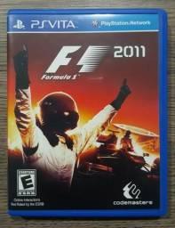 Jogo PS Vita: F1 2011 comprar usado  Sorocaba
