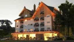 Apartamento à venda com 2 dormitórios em Centro, Gramado cod:NI05650