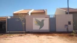 Casa com 2 dormitórios à venda, 67 m² por r$ 160.000 - parque sagrada família