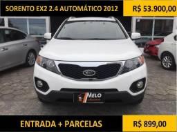Sorento EX2 2.4 Automático 2012 - 2012