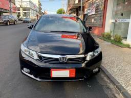 Honda new civic lxr 2.0 flex automático 2013/2014 - 2014