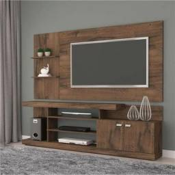 Home Viena (rack + painel) com 178x180 (AxL)