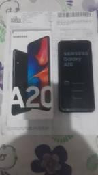 A20 Novo na Caixa 32 Gigas Biometria ( Palmas )