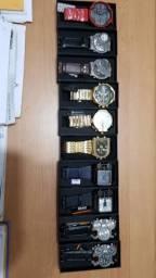 Lindos relógios super exclusivos(estilosos) top a partir de R$ 100,00 reais