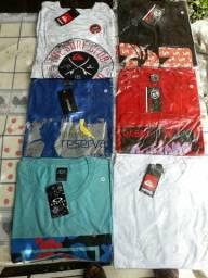 Camisetas 3 G .tres por 100