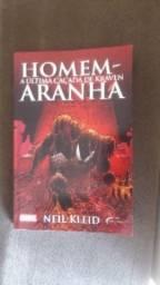 Livro Homem-Aranha A Ultima Caçada de Kraven