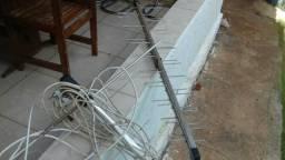 Vendo duas antenas digital pó 50 reais usada