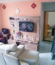 Apartamento à venda com 2 dormitórios em Olaria, Rio de janeiro cod:836874