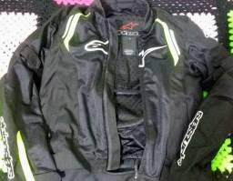 Vendo Jaqueta Alpinestars P - Motociclista