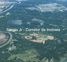 Fazenda com 149,5 hectares em Montenegro - Próxima do asfalto e com frente para Rio
