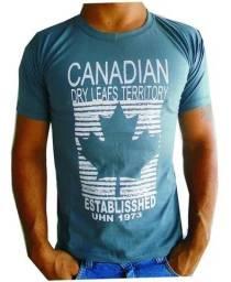 Kit com 4 camisas da moda