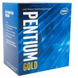Pentium Gold G5400 3.7GHZ -Novo
