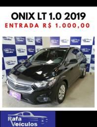 Onix lt 1.0 2019 R$ 46.900,00 - Eric rafa veículos