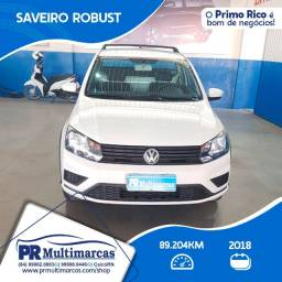 VW Saveiro CS Robust 1.6 2018