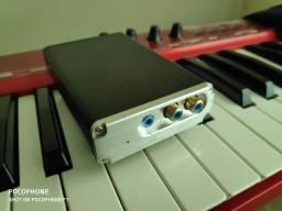 Placa/Interface de áudio