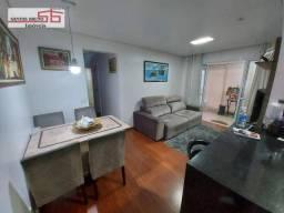 Apartamento com 3 dormitórios à venda, 70 m² - Moinho Velho - São Paulo/SP