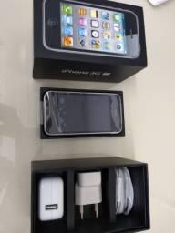 Relíquia vendo iPhone 3GS novo nunca foi usado aberto apenas pra teste